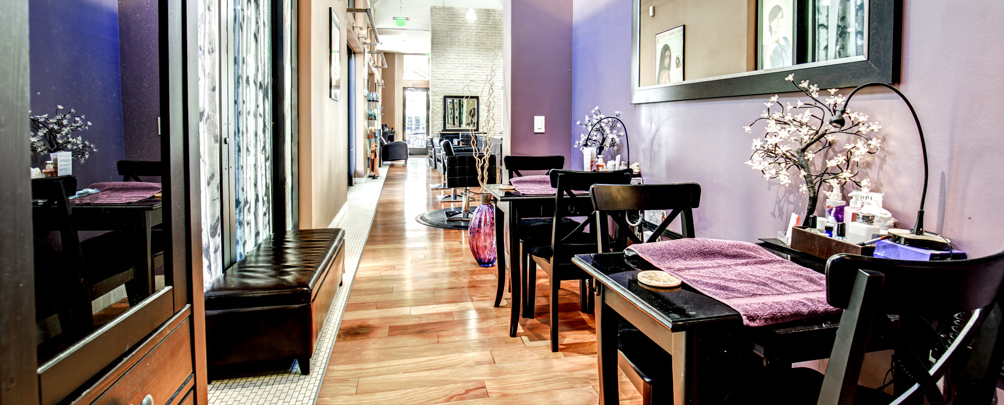 Instyle Hair Salon Interior