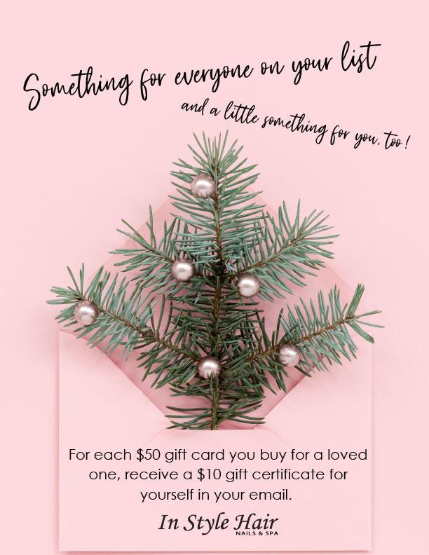Gift card Bonus Flyer Holiday-2019